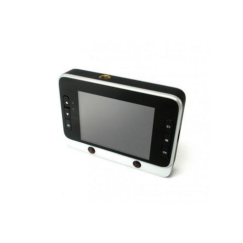 Автовидеорегистратор с монитором Tenex DVR-680 Превью 1