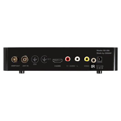 Автомобильный ТВ-тюнер DVB-T2 Romsat RS-300 Превью 3