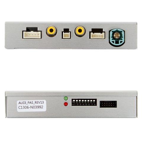 Адаптер для камеры заднего вида для Audi MMI 3G c парковочными линиями Прев'ю 1