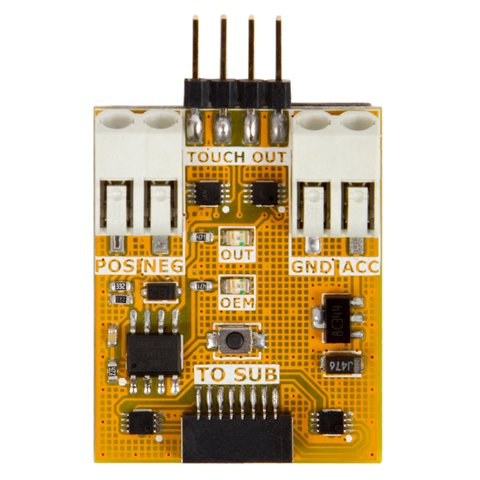 Universal OEM Resistive Touch Screen Switch Board (RTC) Preview 3