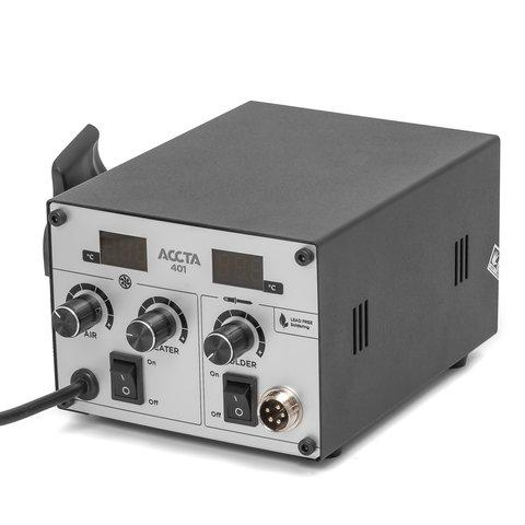 Термовоздушная паяльная станция Accta 401