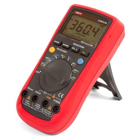 Цифровий мультиметр UNI-T UTM161B (UT61B) Прев'ю 1