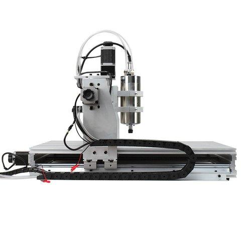 Настільний 4-осьовий фрезерно-гравірувальний верстат ChinaCNCzone 6040 (800 Вт)