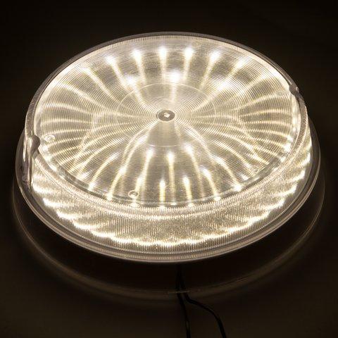 LED-світильник D150, 12 Вт, 220 В, 1300 лм, WW (природний білий), круглий Прев'ю 2