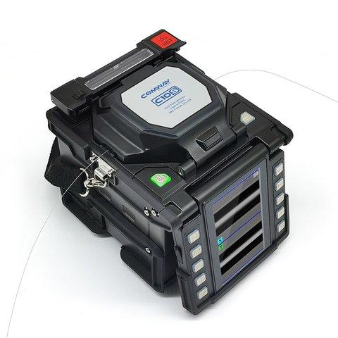 Зварювальний апарат для оптоволокна Comway C10S Прев'ю 2