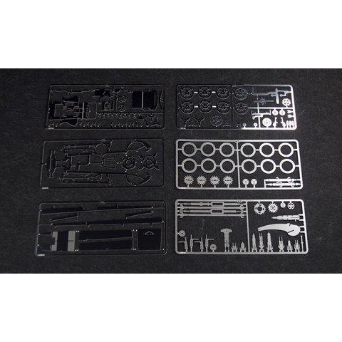 Rompecabezas 3D metálico mecánico Time 4 Machine Glorious Cabrio - /*Photo|product*/