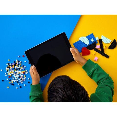 Конструктор LEGO DOTs Коробка для творчого дизайну 41938 Прев'ю 5